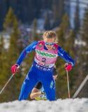 Stina Nilsson. Swedish ski star Stina Nilsson Royalty Free Stock Image
