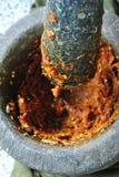 Sting chili sauce Royalty Free Stock Photo