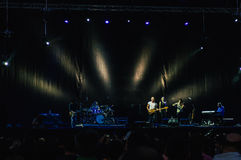 Sting in concert Stock Image