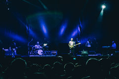 Sting live Royalty Free Stock Images