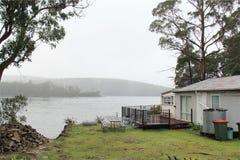 Stingaree-Bucht, Tasmanien, Australien Stockbild