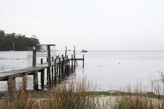 Stingaree-Bucht, Tasmanien, Australien Lizenzfreies Stockbild