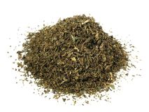 Stinging Nettle Tea - Healthy Nutrition stock photos