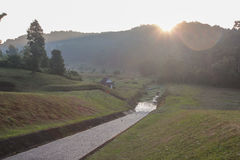 Stingoung, Thailand Arkivfoton
