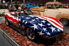stingray 1969 Chevrolet Corvette Стоковые Изображения RF