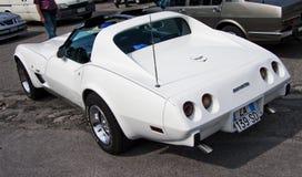 Stingray del Corvette Fotografie Stock Libere da Diritti