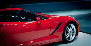 Stingray di Chevrolet Corvette Fotografia Stock
