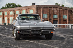 Stingray 1966 di Chevrolet Corvette Fotografie Stock Libere da Diritti