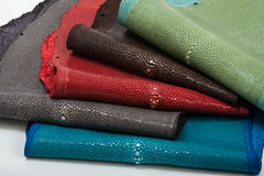 Stingray leather. Color perfect for any use Royalty Free Stock Photos