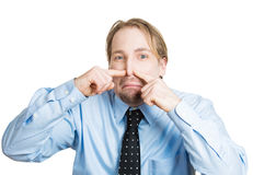 Stink Royalty Free Stock Photography