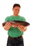 Stinky fish Stock Photography