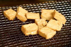 Stinky tofu Stock Photos