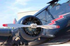 stinson三翼飞机 库存照片