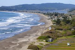 Stinson Beach Stock Photography