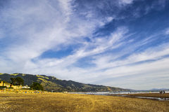 Stinson Beach in Northern California Royalty Free Stock Image