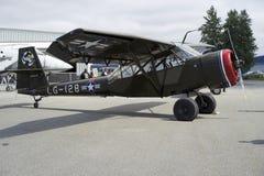 The Stinson L-1 Vigilant. 1940s American light observation aircraft built by the Stinson Aircraft Company Stock Image