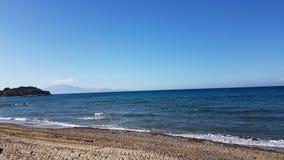 Stintino Beach summer 2017 Royalty Free Stock Image