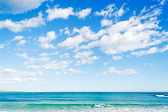 Stintino shoreline Stock Images