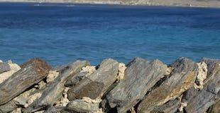 Stintino stones Royalty Free Stock Photography