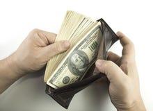 stipendio Immagine Stock Libera da Diritti