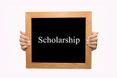 stipendium Royaltyfria Foton