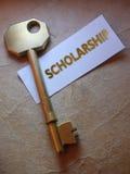 Stipendiumkonzept Lizenzfreies Stockfoto