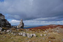 Stiperstones Stock Image