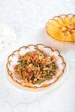 Китайская homely тарелка стоковое изображение