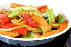 Stir-Fried Stock Photo