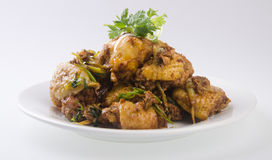 Stir Fried Chicken With Ginger Chinese Food Royalty Free Stock Photo