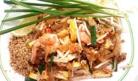 Stir fried noodles with tamarind Stock Image