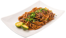 Stir Fried Noodles VI Stock Photography