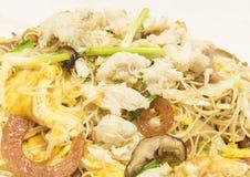 Stir-fried rice vermicelli / food Royalty Free Stock Photos