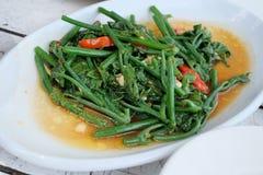 Stir-Fried Sayate Wish Salted Soya Bean Royalty Free Stock Images