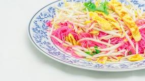 Stir fried Thai style Stock Photo