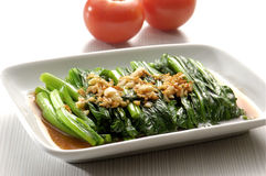 Stir Fried Vegetables Royalty Free Stock Images