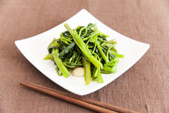 Stir Fried Vegetables Stock Photography