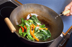 Stir Fry Stock Photos