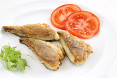Stir-fry boneless yellow croaker Royalty Free Stock Photos