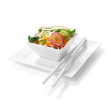 Stir Fry Royalty Free Stock Photos