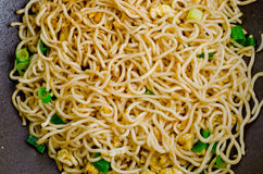 Stir-fry Noodles Royalty Free Stock Images
