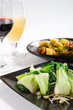 Stir fry vegetable Royalty Free Stock Photo