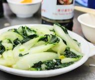 Stir Fry vegetable with sauce. Stir Fry green vegetable with sauce royalty free stock photography
