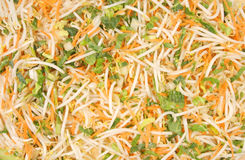Stir fry vegetables. As a background and texture Royalty Free Stock Image