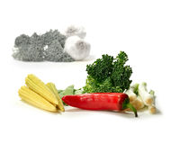Stir Fry Vegetables 2 Royalty Free Stock Image