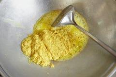 Stir frying ingredient Stock Photos