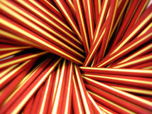 Stir it up. Abstract closeup pattern of swizzle sticks royalty free stock photography