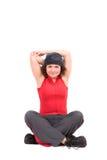 Stirata del Triceps Fotografia Stock