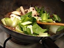 stirfry wok Стоковые Фото