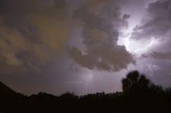 stirke молнии Стоковое фото RF